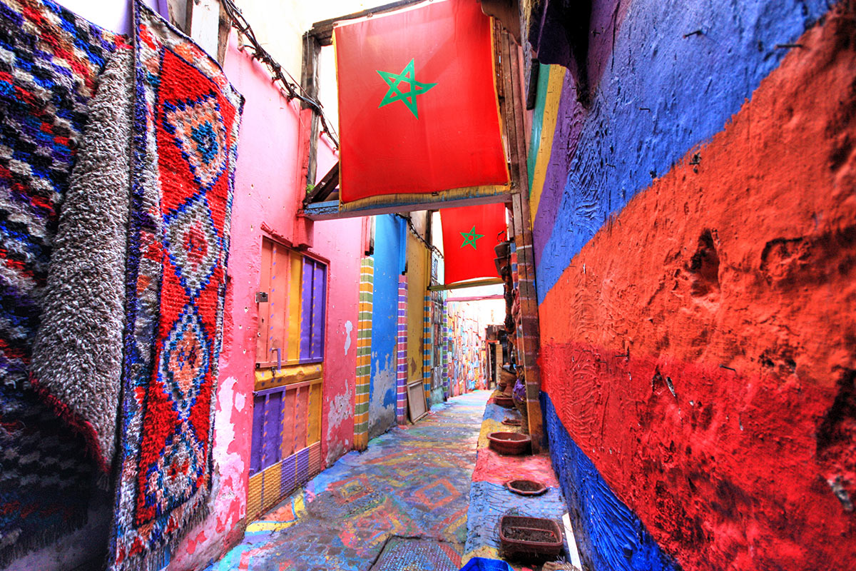 18 day Highlights of Spain, Portugal and Morocco tour with flights