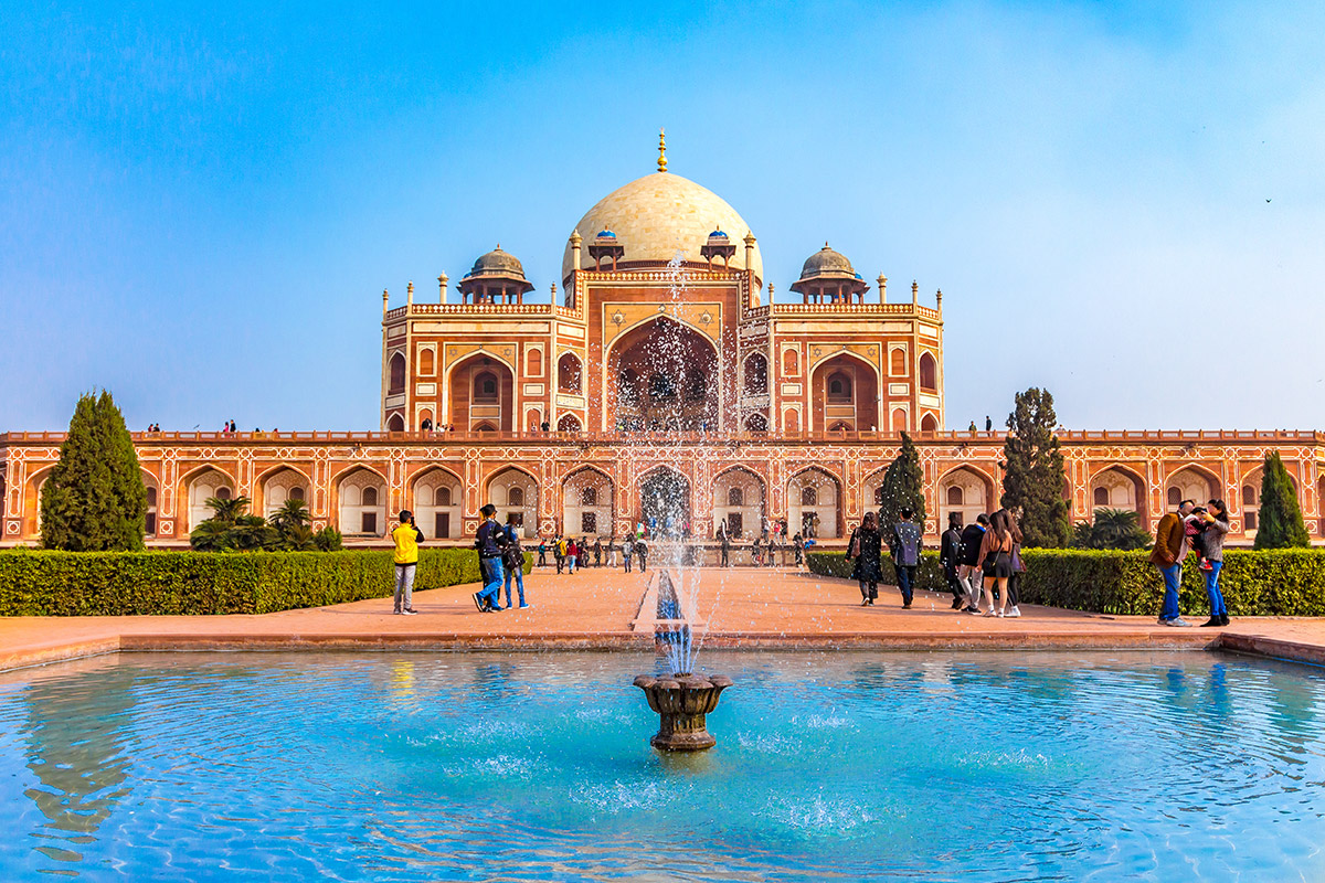 12 day Exotic India food tour with Taj Mahal and flights