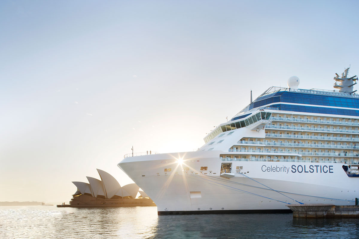 12 day Melbourne to Auckland luxury cruise with one-way Qantas flight