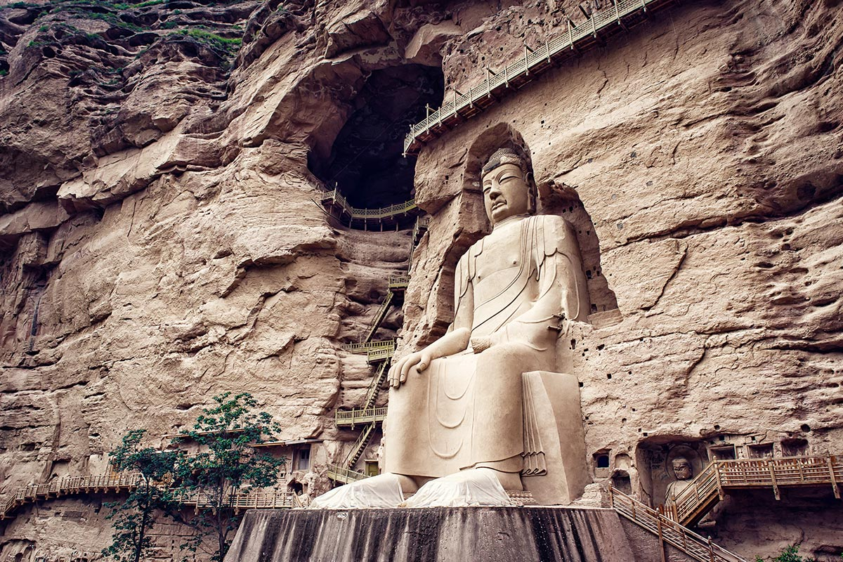 13 day China's Silk Road tour with flights