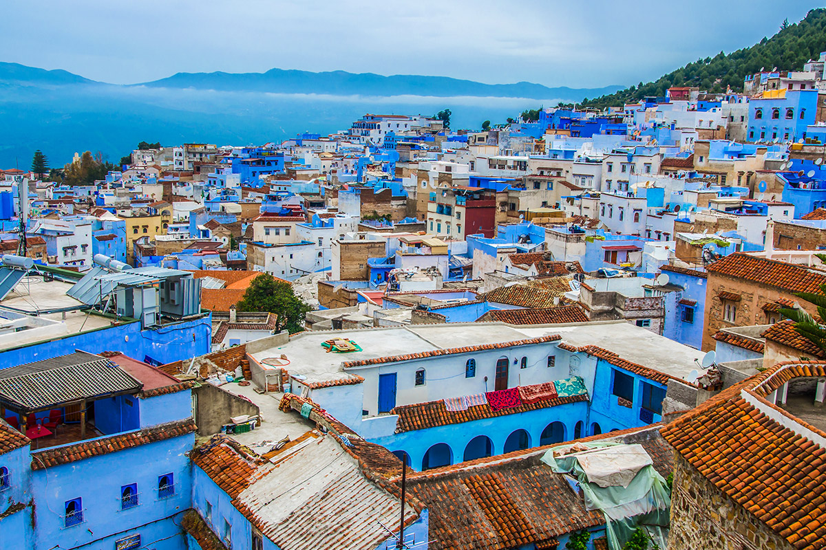 16 day Taste of Morocco food and sightseeing tour with flights
