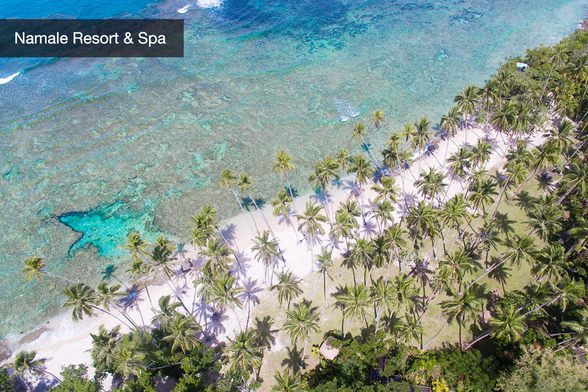 6 day Luxury Fiji Escape with flights