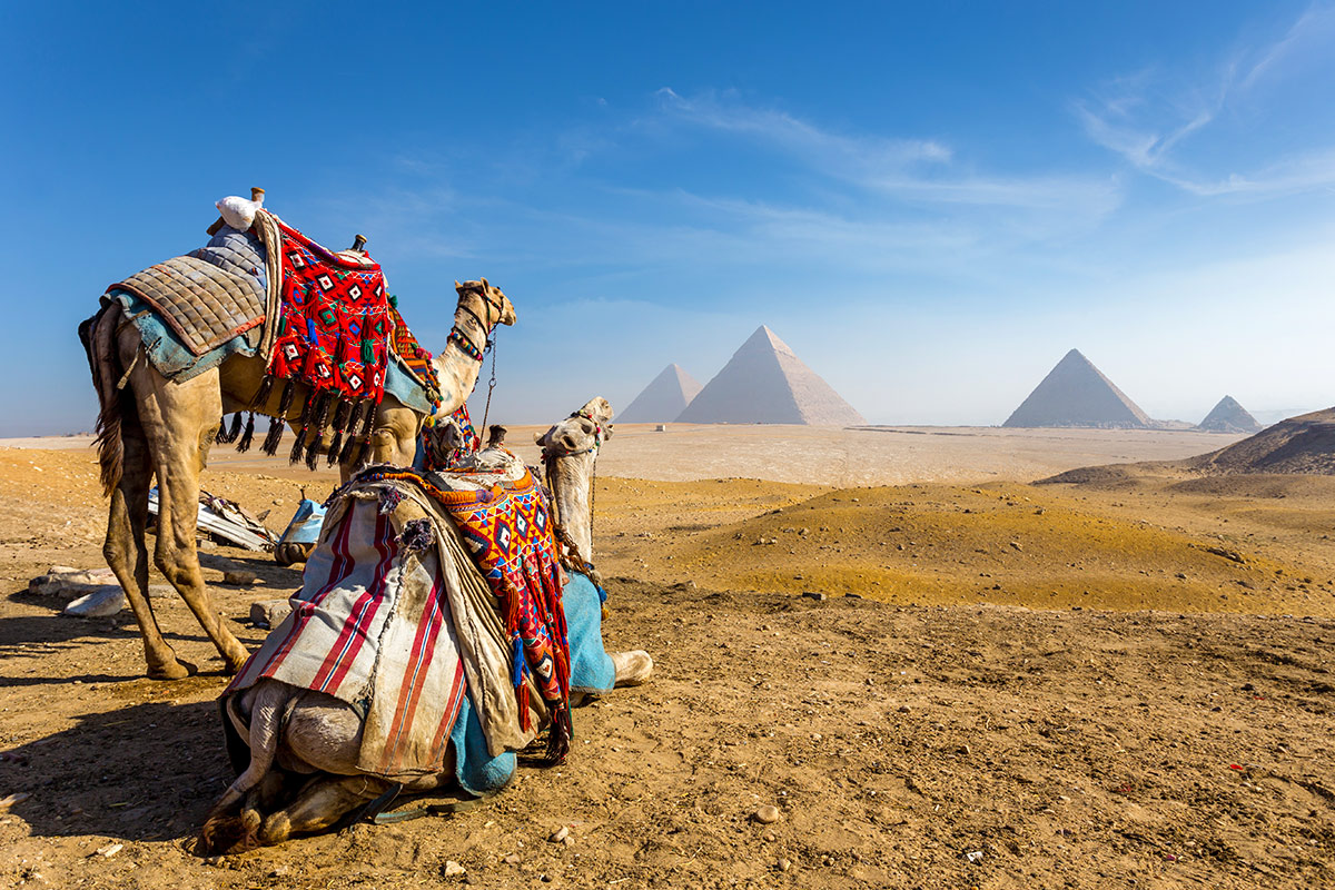 10 day Highlights of Egypt tour with Nile cruise and flights