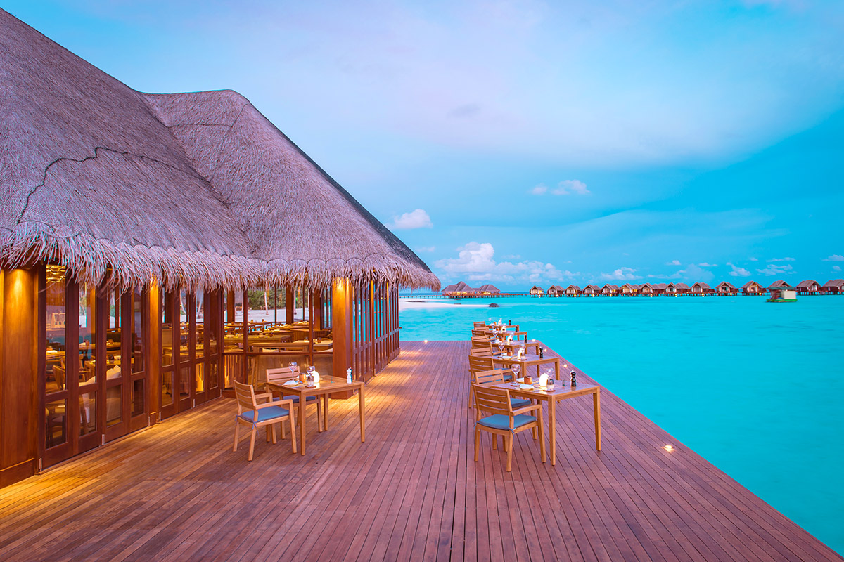 10 day Singapore and premium all-inclusive Maldives package with flights
