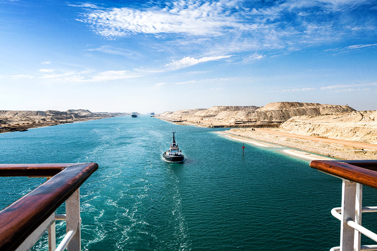 19 day Middle East to Mediterranean cruise with flights