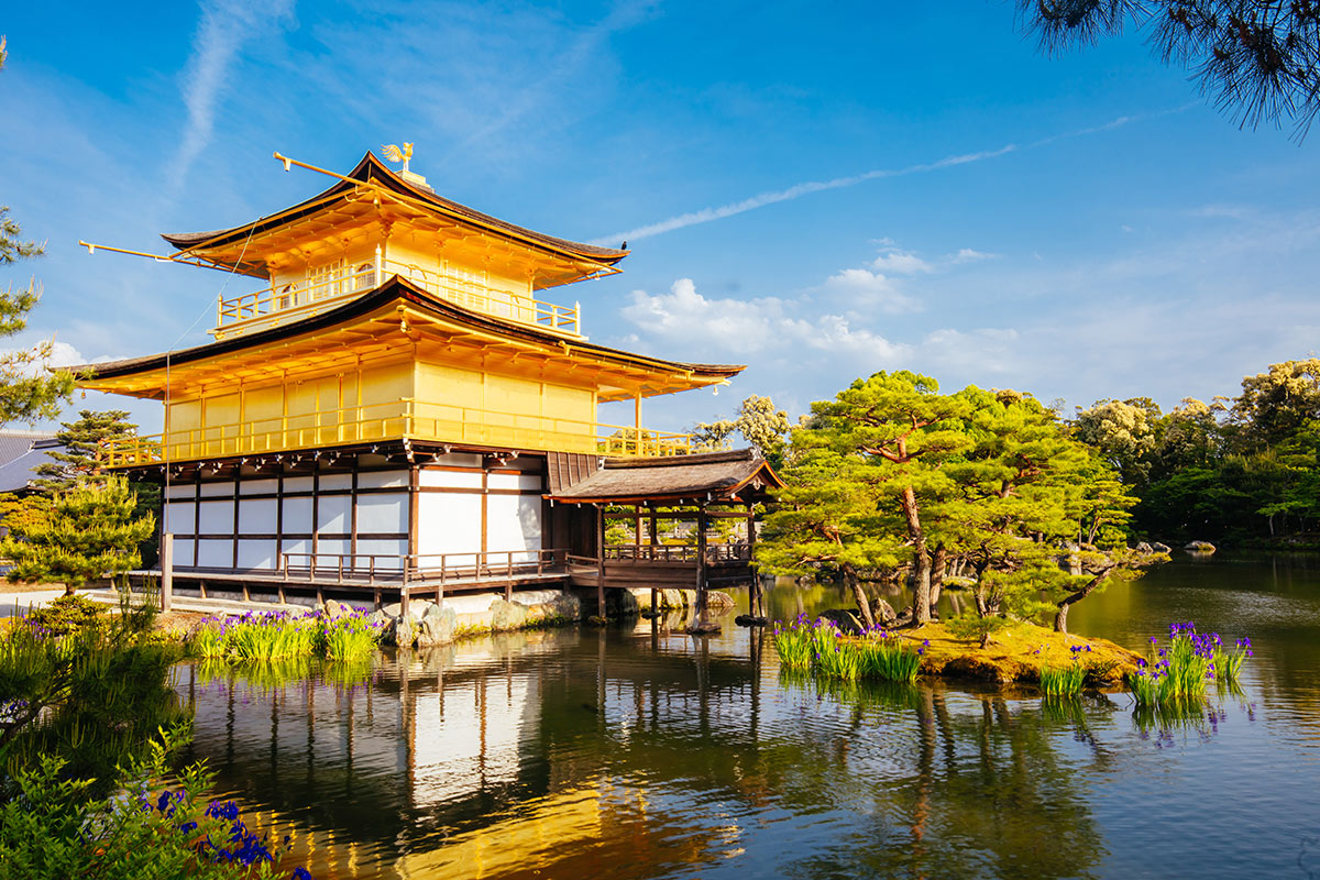 14 day Timeless Japan tour with flights