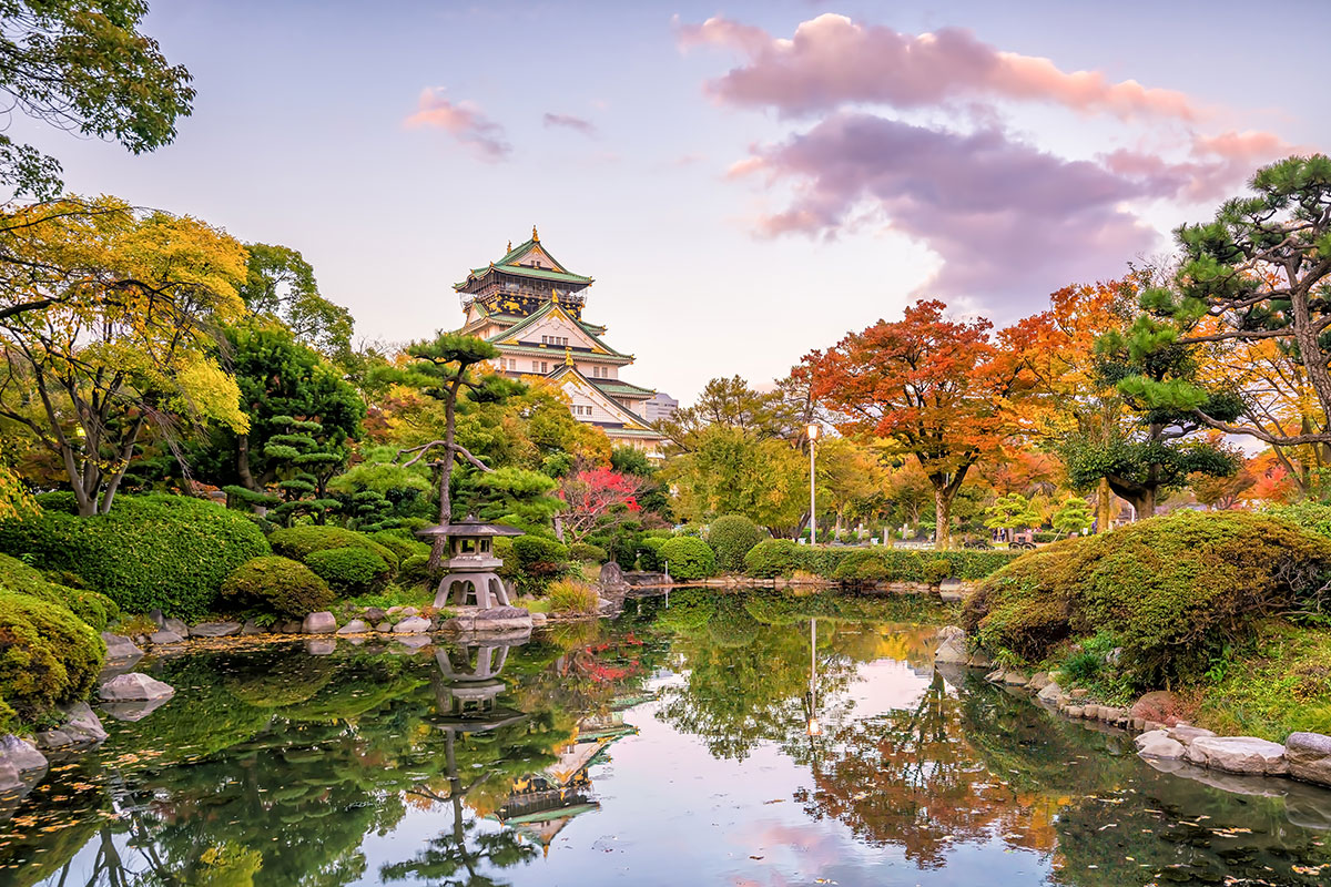 10 day Japan's Golden Route tour with flights