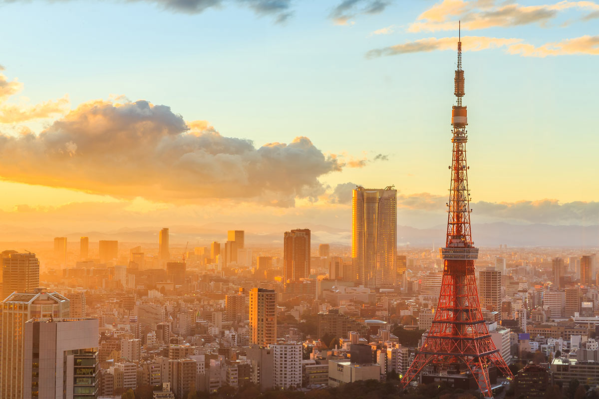 12 day Japan's Golden Route tour with Hiroshima and flights