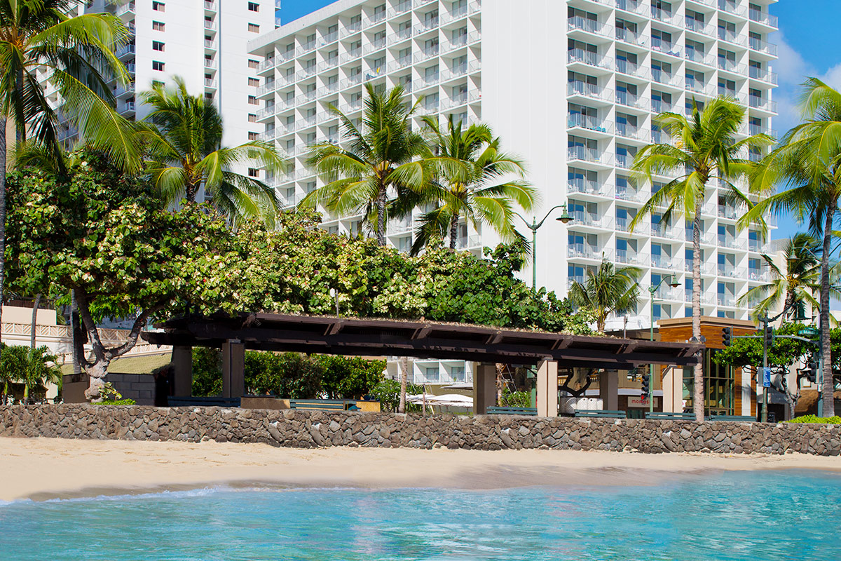 9 day 5-star 'Alohilani Resort Waikiki Beach package with Qantas flights