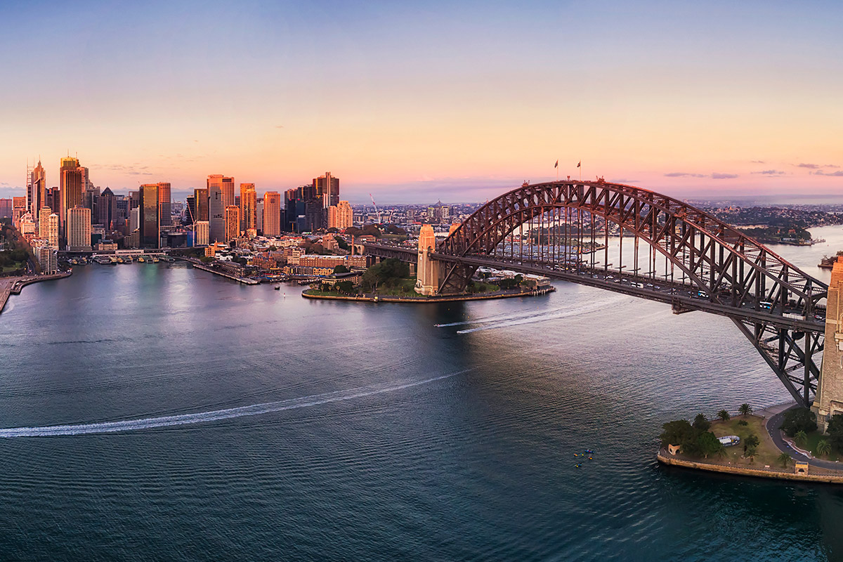 12 day Auckland to Sydney luxury cruise with one-way Qantas flight